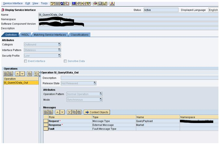 how to use odata adapter with dynamic query calls sap blogs