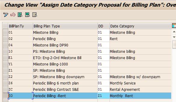billing plan periodic sap sd part1 sap blogs