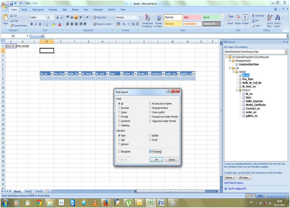 mass data upload for custom business object for sub node sap blogs