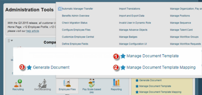 Document generation in employee central sap blogs 1 manage document template in this step administrator can perform the crud operations for a document template please specify the parameters like template spiritdancerdesigns Images