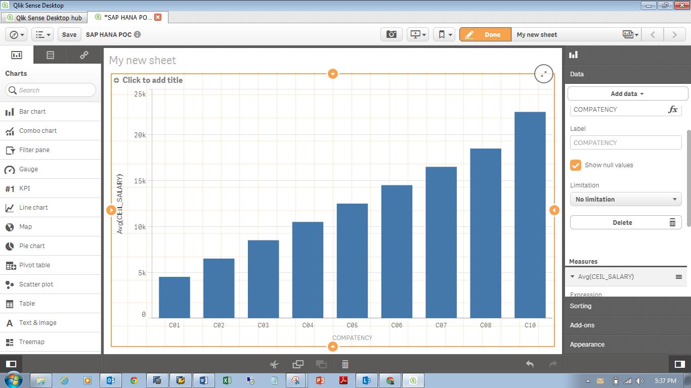SAP HANA AND QLIK VIEW/SENSE | SAP Blogs