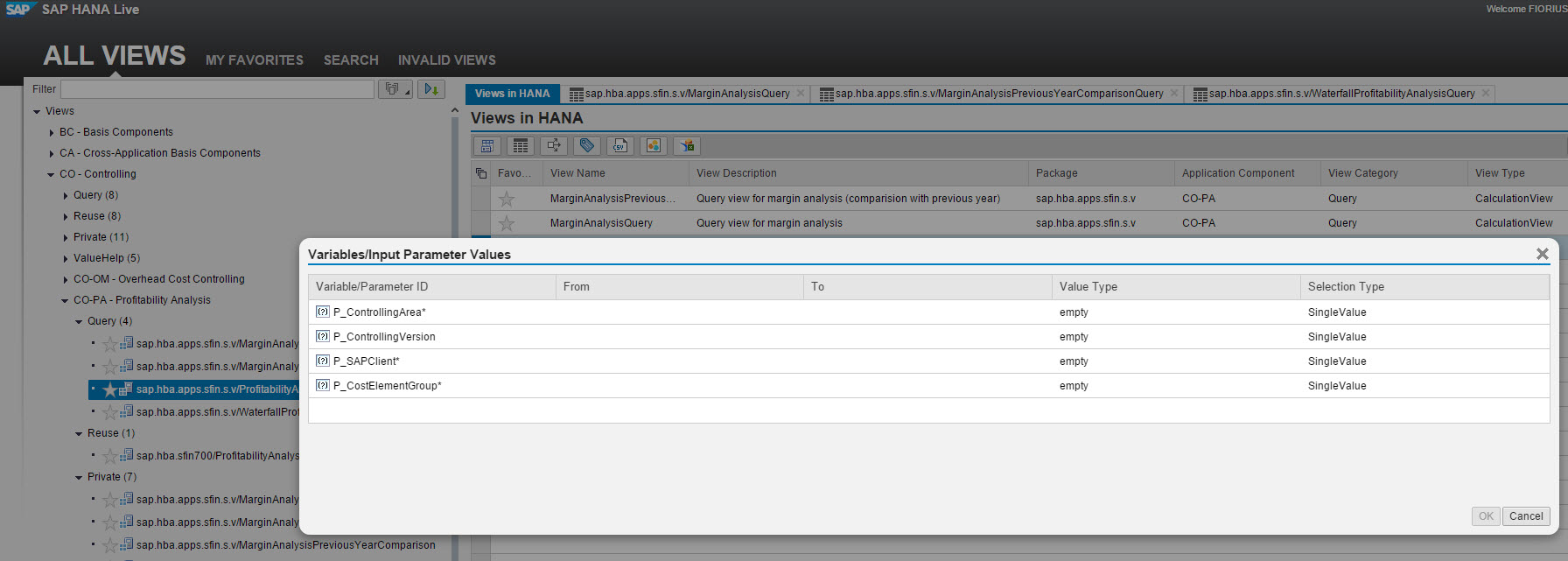 SAP S/4 Finance blog series-2-Reporting options with COPA as use