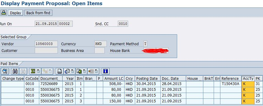 how to cancel vendor invoice in sap