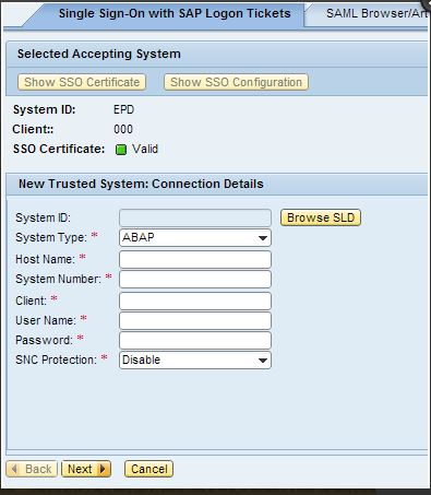 Step by step procedure for SSO between EP 7 4 and ECC 6 0 | SAP Blogs