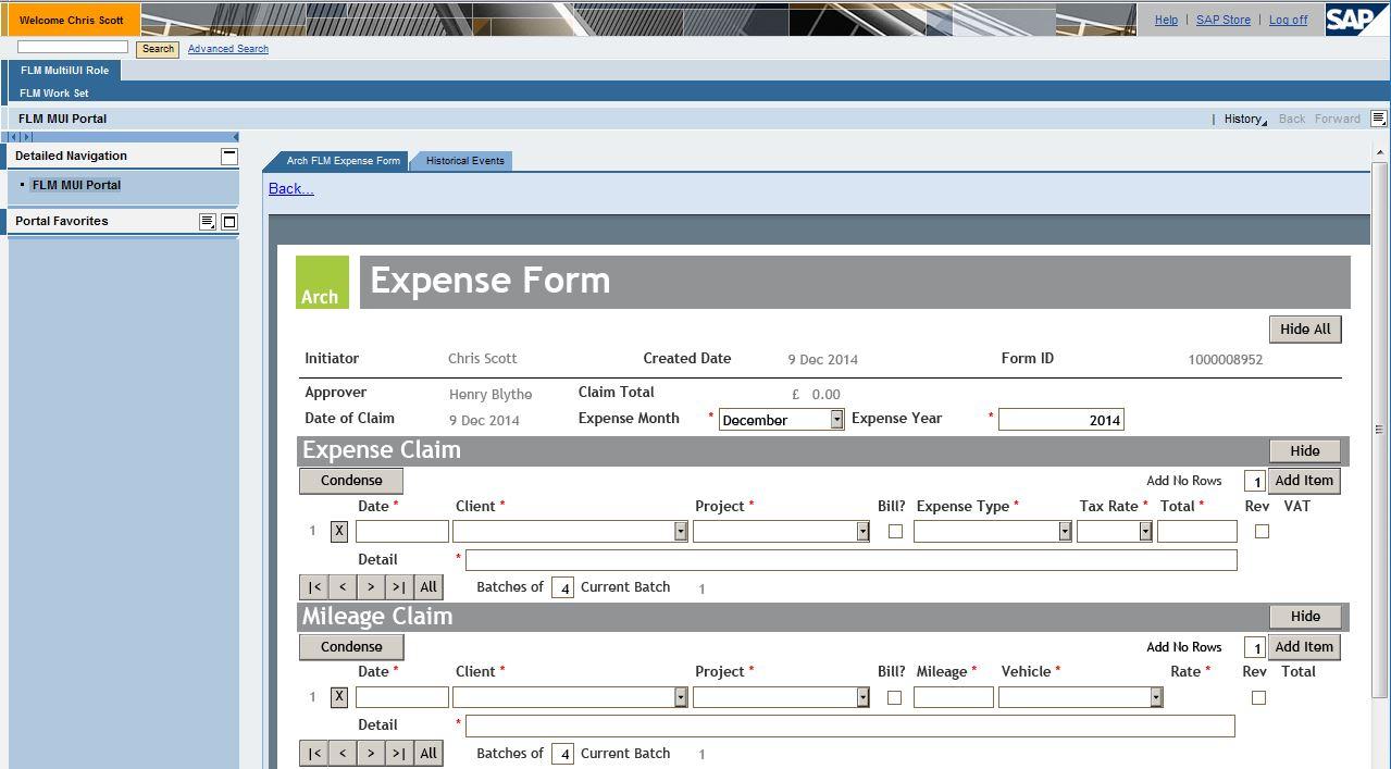 10 Ways To Launch A SAP E-form | SAP Blogs