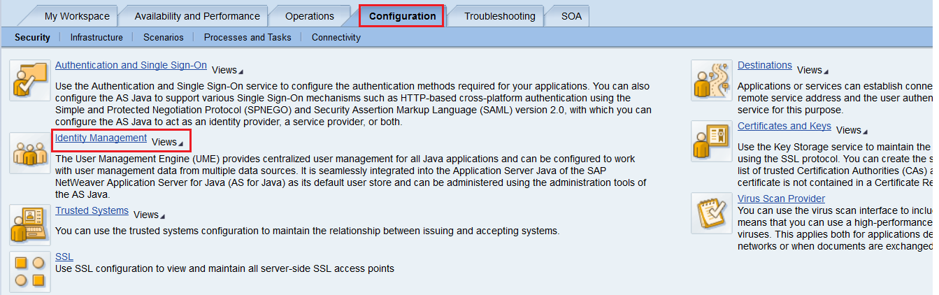 CTS+ Configuration for SAP PI Single Stack (AEX/PO) For