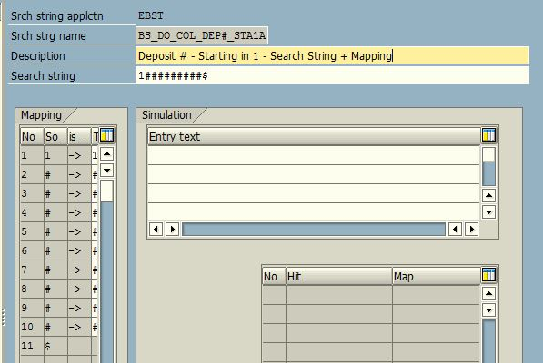 Search string plus mapping .JPG