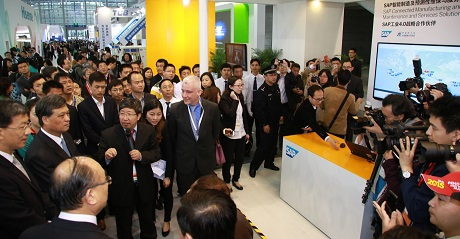 sap labs china_SAP Labs China at CITE 2015 | SAP Blogs