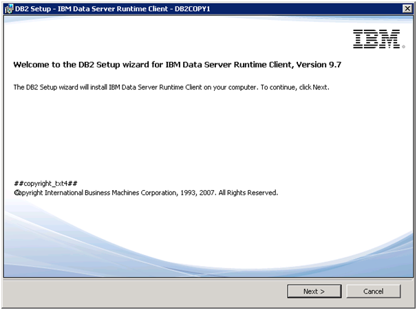 Connect to IBM DB2 source from BODS or Fetching data from