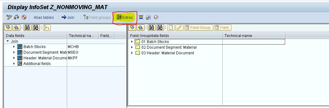 Building an SAP Query with ABAP Code | SAP Blogs
