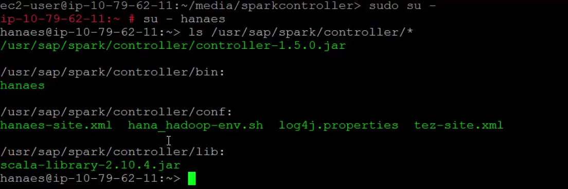 SAP HANA Academy] Configure the SAP HANA Spark Controller to Read