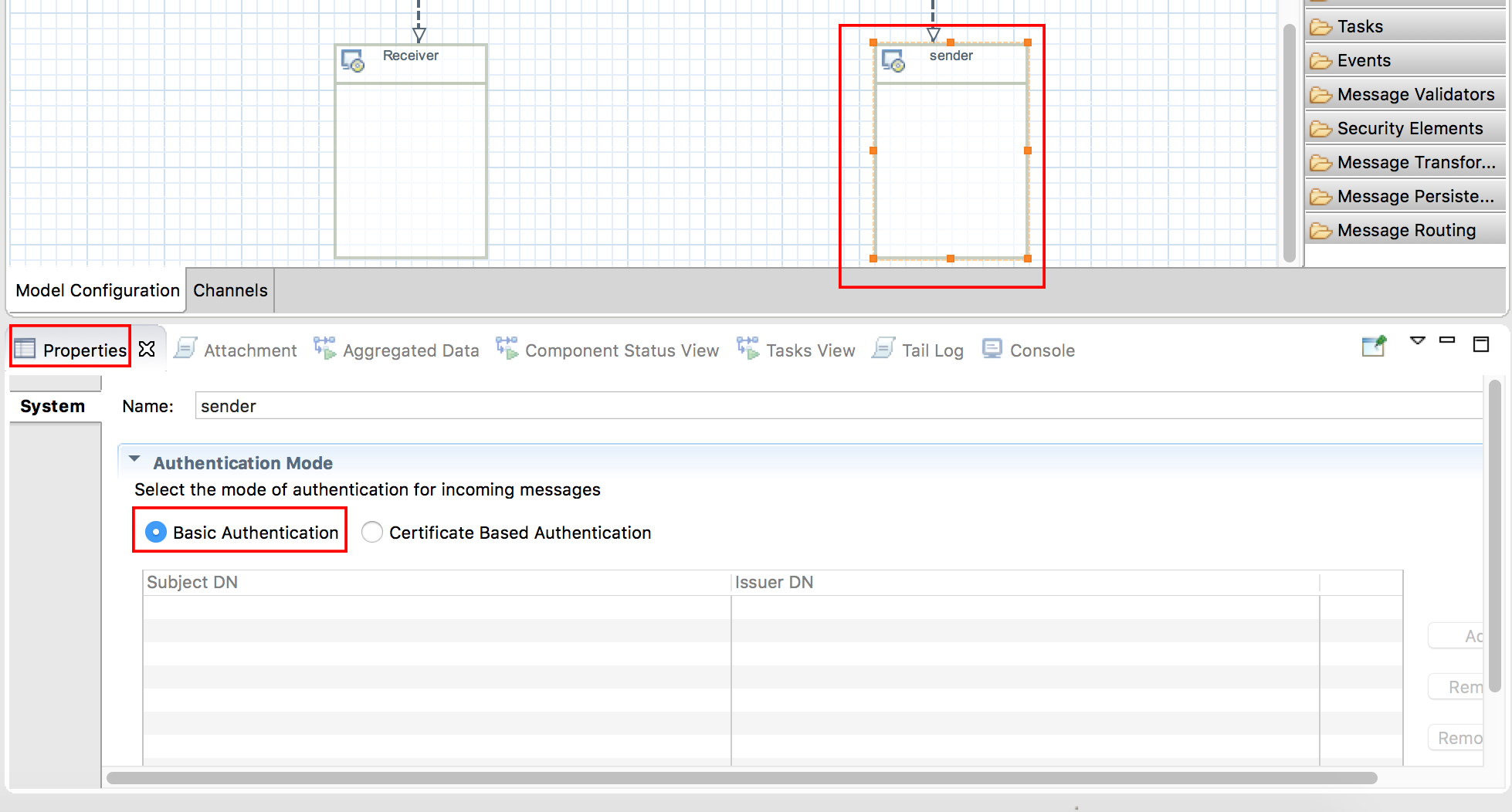 building your first iflow part 3 building the iflow sap blogs