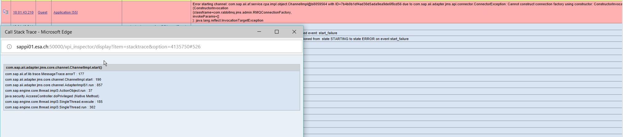 Integration of SAP PI/PO with RabbitMQ AMQP Broker via JMS | SAP Blogs