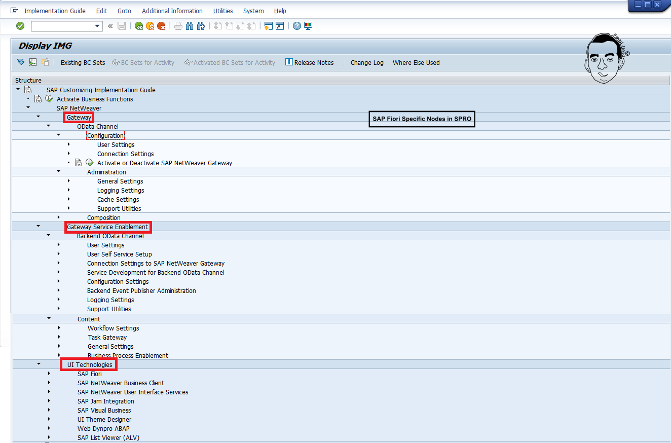 List Of Sap Fiori Specific T Codes Sap Blogs