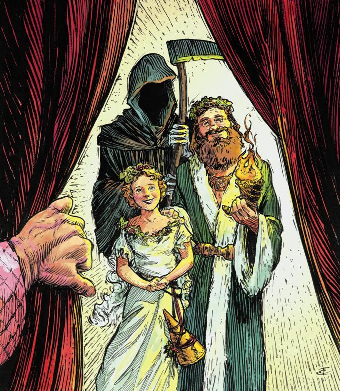 Ebenezer Scrooge Muppet Christmas Carol Jpg: Ebeneezer Scrooge Goes Realtime: Eliminates The 3 Separate