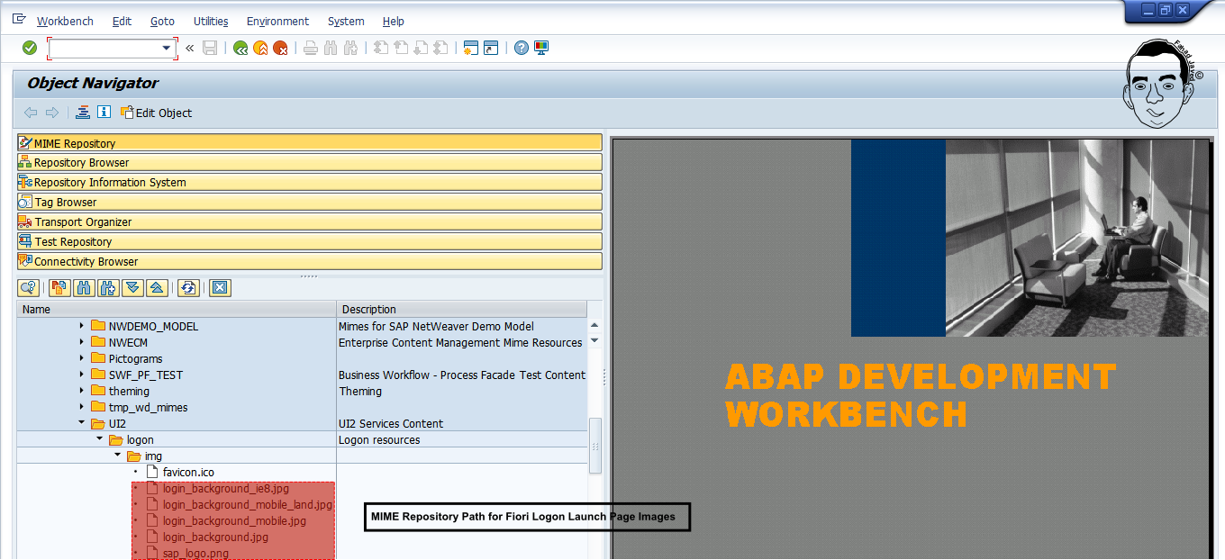 01_Screenshot of logo files via the MIME Repository in ABAP Workbench.png