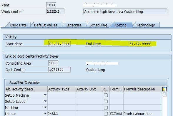 How To Resolve Ck466 Error During Confirmation Production Order