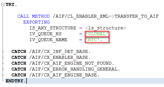 delayed processing of aif messages sap blogs