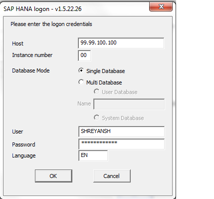 How to access HANA using Excel? | SAP Blogs
