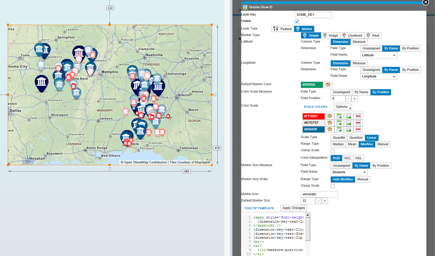 Design Studio 1 6 SDK – Leaflet Maps for more mapping goodness | SAP
