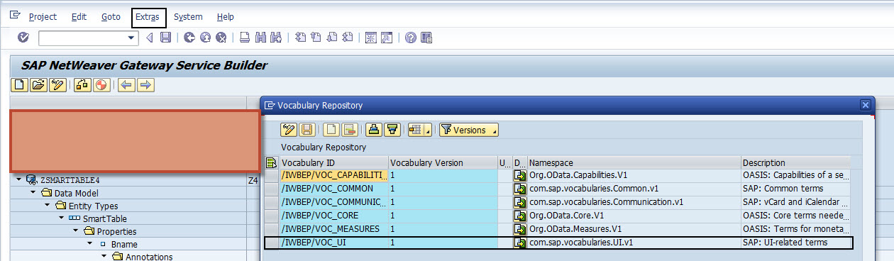 Smart Table – Backend and Frontend Example | SAP Blogs