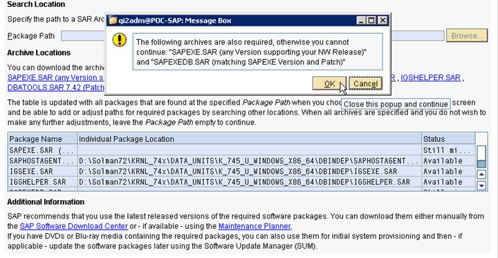 solution manager 7 2 installation and configuration i