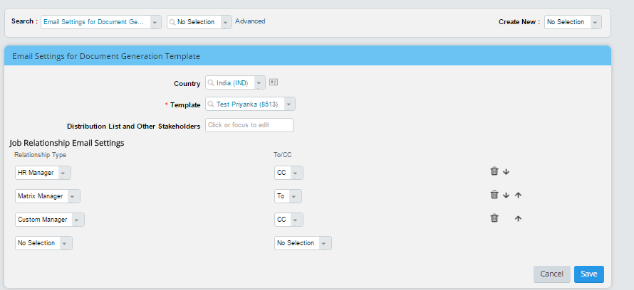 Enhancements To Document Generation Employee Central In 1602 Sap