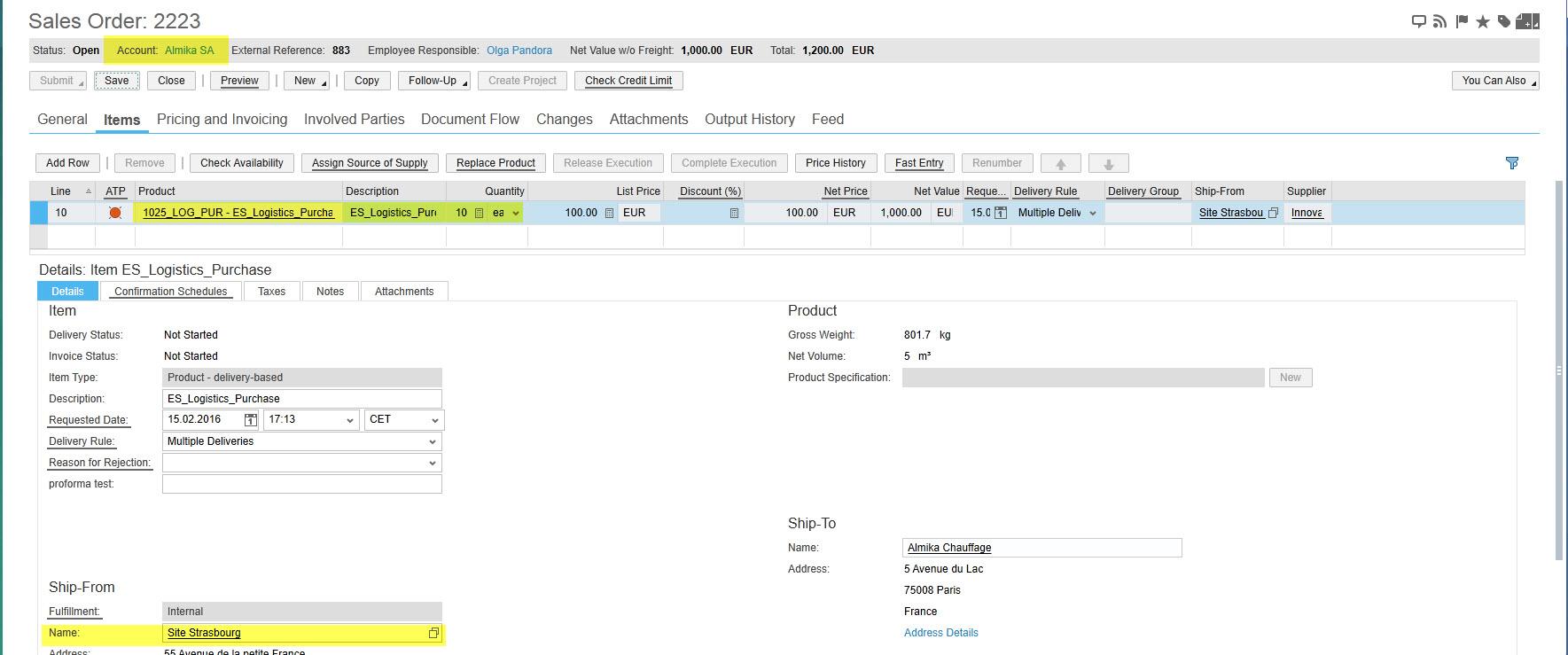 Intercompany Stock Transfer Sap Blogs