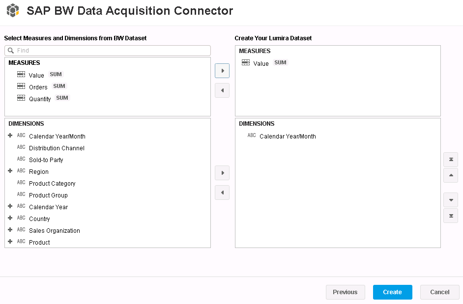 SAP BW Data Acquisition Connector Query Panel.png