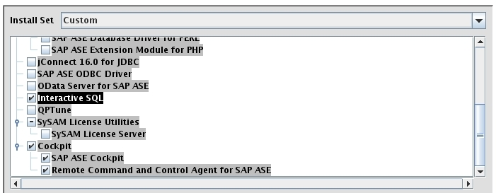 how to install and configure ase cockpit on linux sap blogs