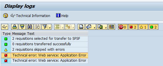 Technical error: Web service Application Error.png