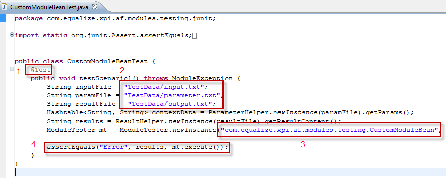 Using JUnit to automate unit testing regression of Adapter