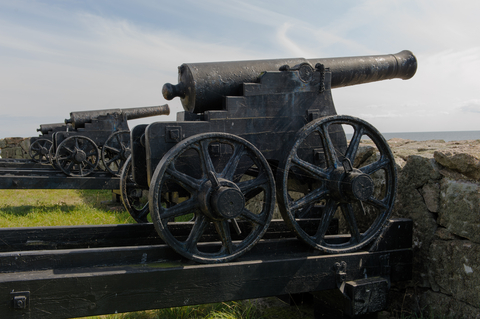 canons_defend_wall_old_fort_34370577