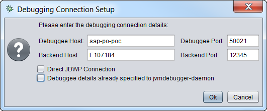 Let's Debug! Debugging and Decompilation on-the-fly in SAP