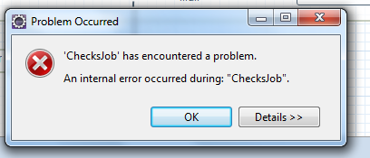 Execute Checks error.png