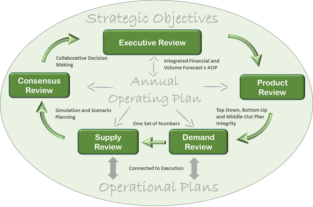 sap integrated business planning excel views a planner s dream