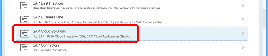how to download sap software