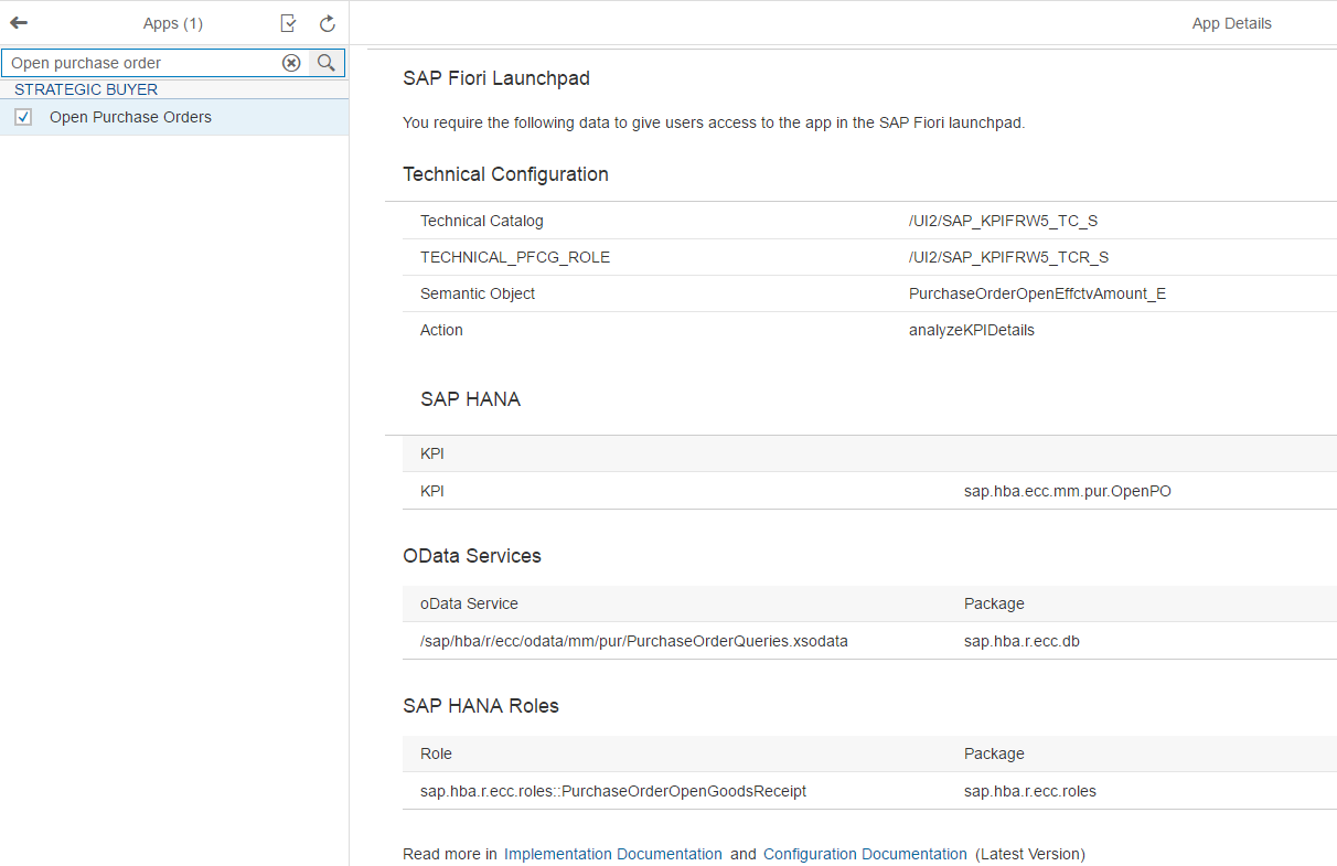 Smart Business KPI Tiles are not coming in Fiori Launchpad ...