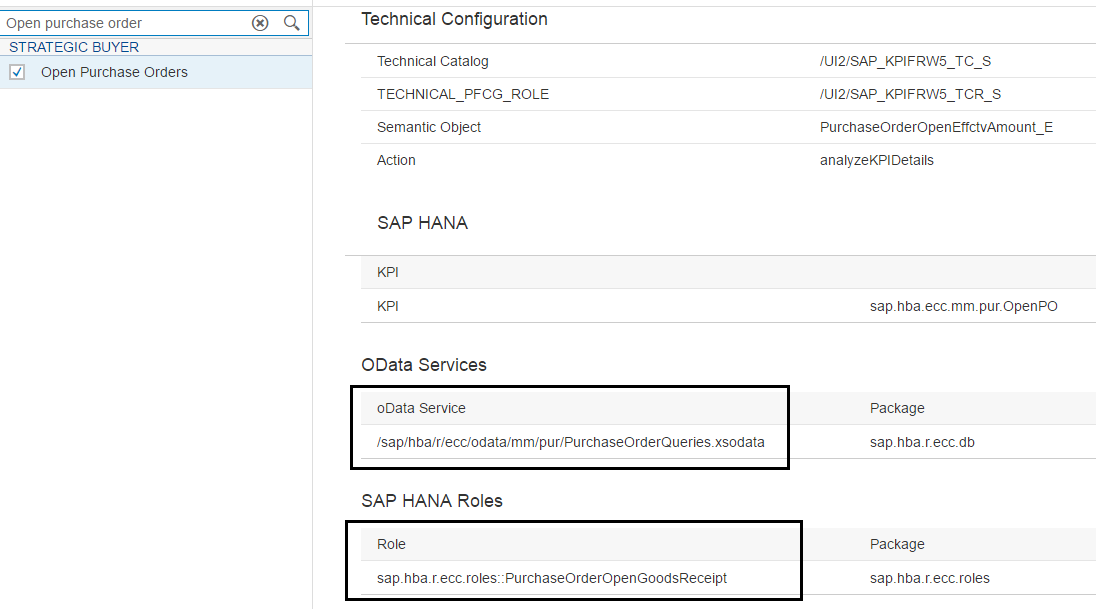 Smart Business KPI Tiles are not coming in Fiori Launchpad