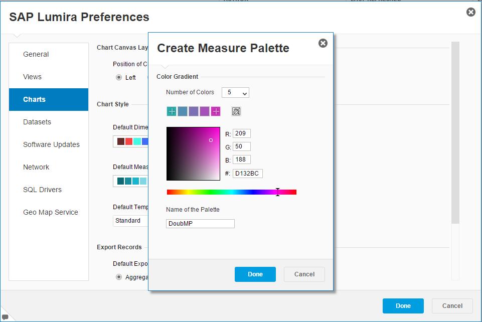 User Defined Palettes In Lumira Sap Blogs