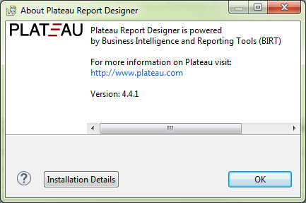 accomplishing common reporting tasks with plateau report ForPlateau Report Designer