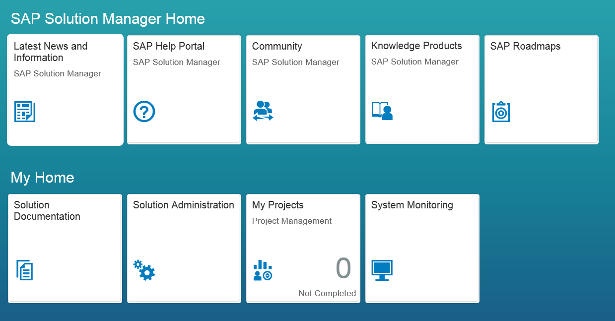 SAP Solution Manager Fiori Launchpad.png