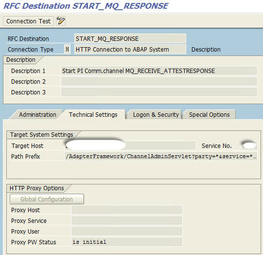 How to reconnect to MQ using JMS receiver Channel in SAP PI