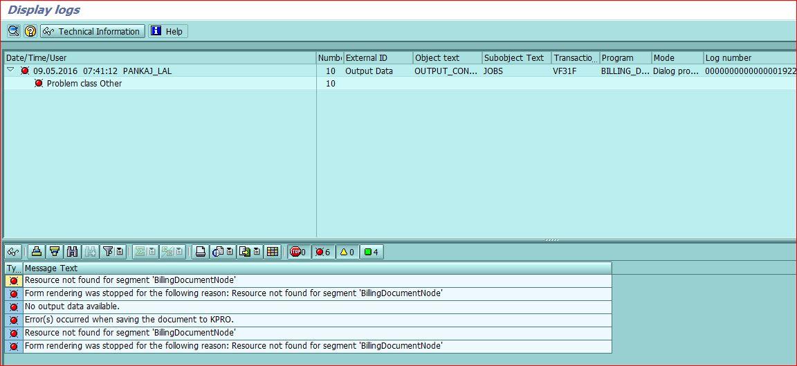 Output Management Via Brf Sap Blogs