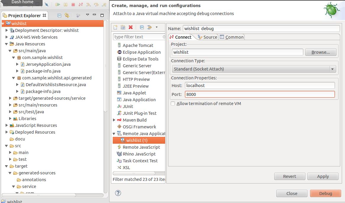 An example of Java Remote debug | SAP Blogs