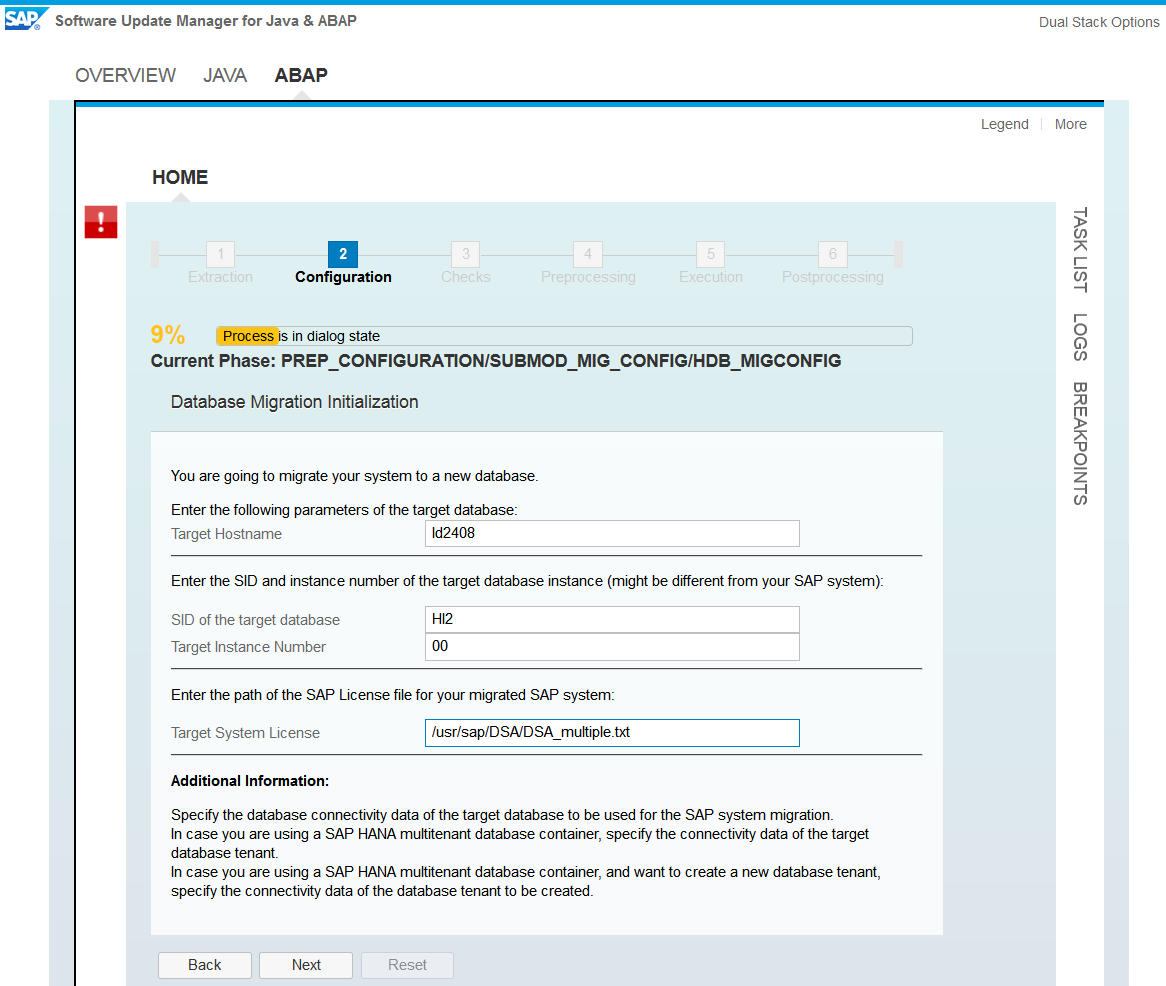 SAP Solution Manager 7 2: Simplified Upgrade and Migration to SAP