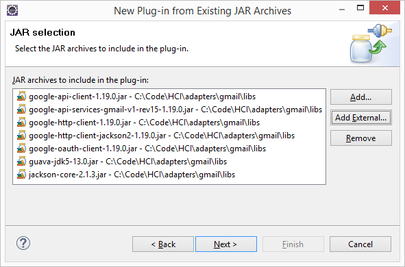 Using existing Camel component for Gmail adapter in HCI   SAP Blogs