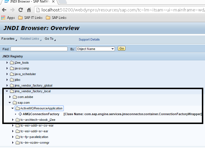 Integrating SAP MII with 3rd party JMS providers | SAP Blogs