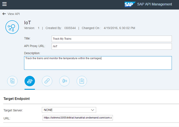 internet of things made simpler with sap api management iii sap