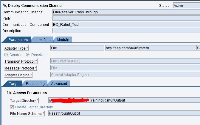 Pass Throgh/ByPass Scenario in SAP PI | SAP Blogs